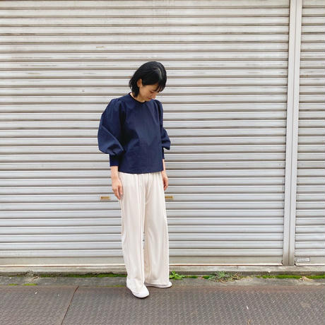 【 POTTENBURN TOHKII 】PUFF SLEEVE TOP