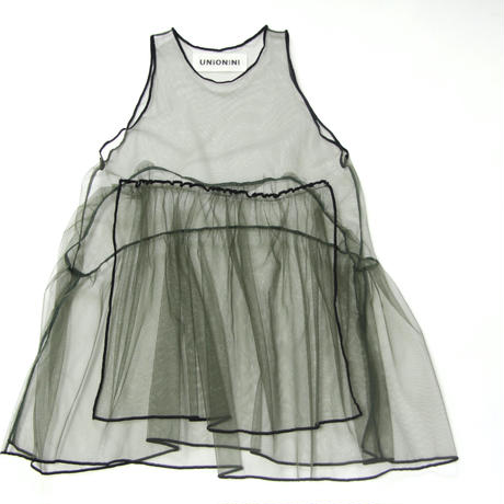 【 UNIONINI 】tulle apron dress