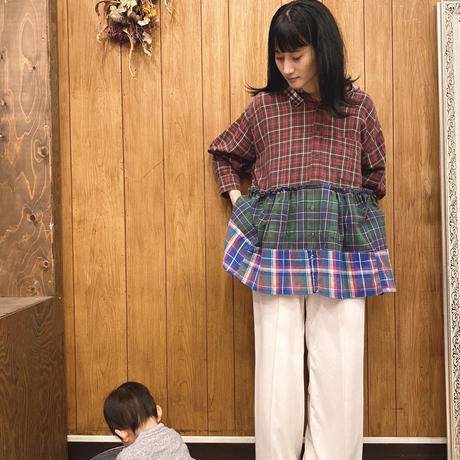 【 Yuumi ARIA 】FOOD SHIRT -Red-