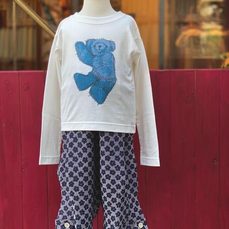 【 HOUGA 】 poppy salopepants