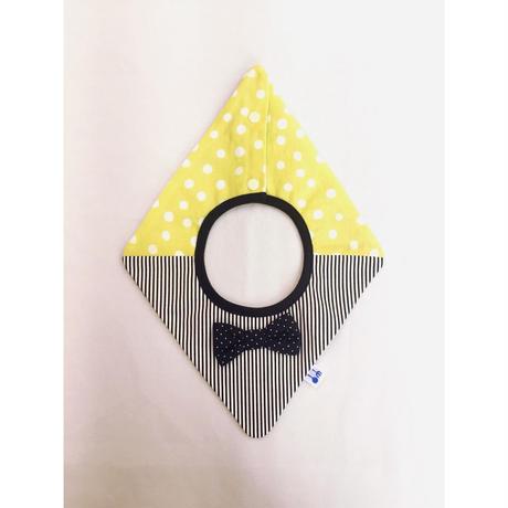 【 Creme Chantilly 】ダイヤ型4WAY スタイ