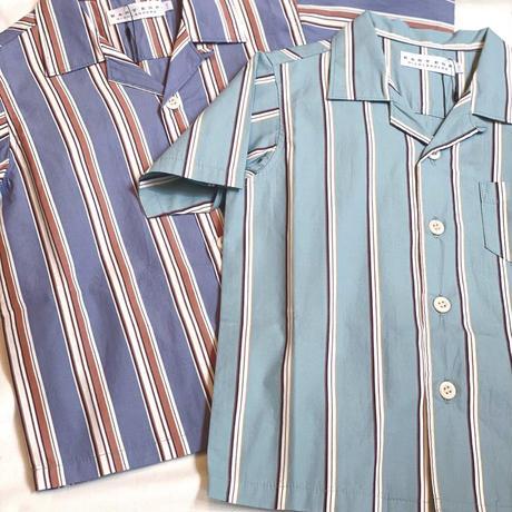 【 EAST END HIGHLANDERS 】Open Collar Shirt