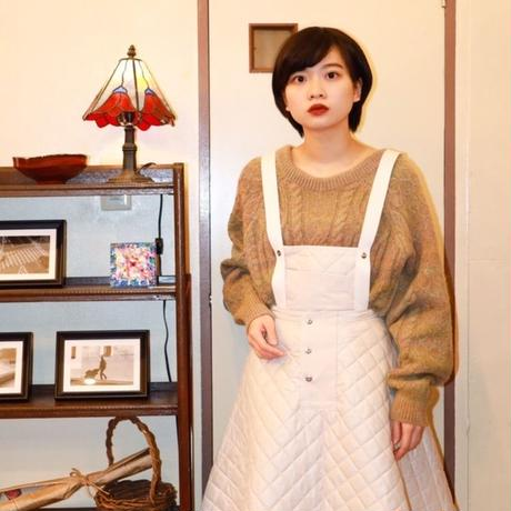 【 Si:m 】Cable Knit