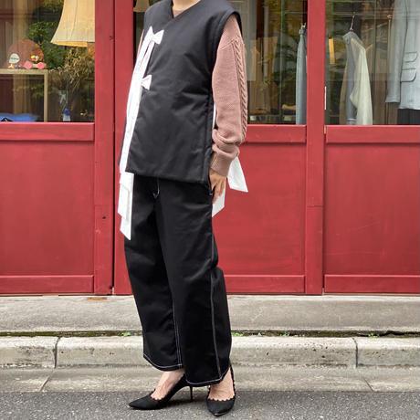 【 MARU TO 】Padding Vest