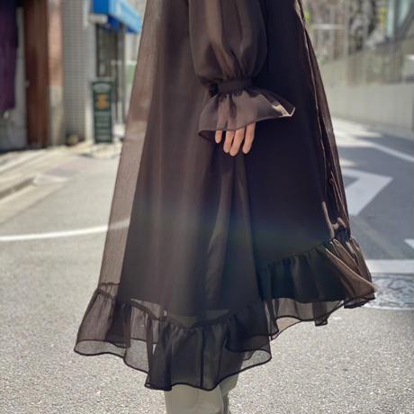 【 Ruimeme 】「Émilie」 yoryu gather dress