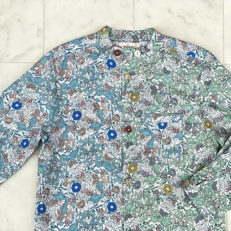 【 melenani 】CHIRTS [チャツ]  Long Sleeve Shirt (MELON × WATER)