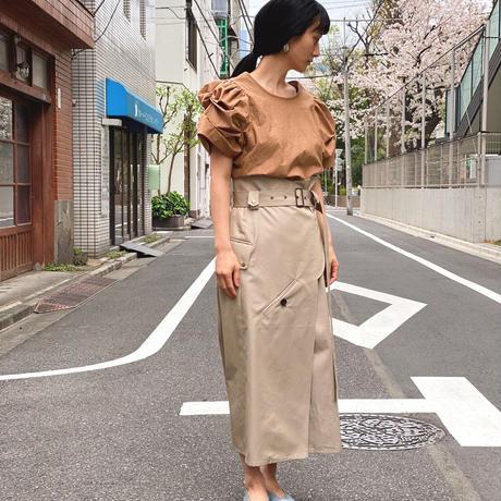 【 daichïogata 】motorcycle skirt