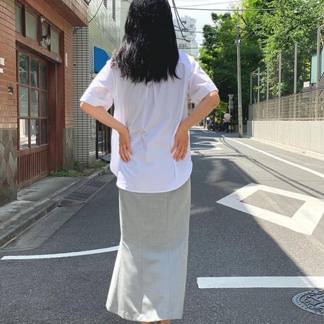 【 daichïogata 】ワイドカラーBDシャツ