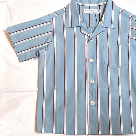 【 EAST END HIGHLANDERS 】Open Collar Shirt
