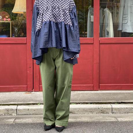 【 HOUGA 】poppy blouse