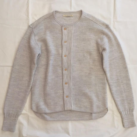 【 inner mind chronology 】WERNERS Wool Cardigan