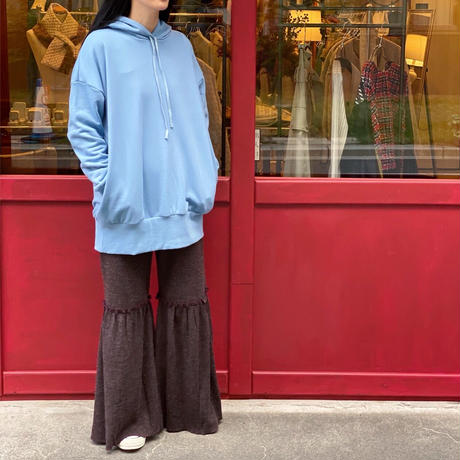 【 UNIONINI 】reflect logo hoodie (パーカー)