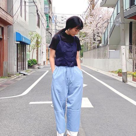 【 daichïogata 】camisole vest