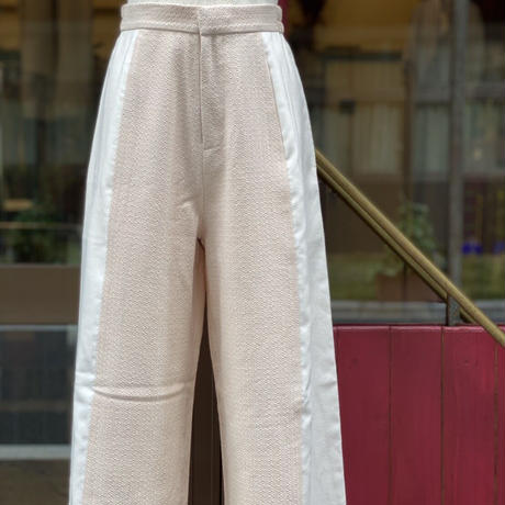【 Create Clair 】Switchover Wide Pants