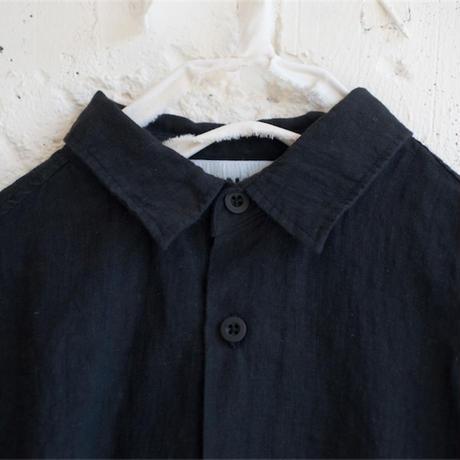 【 UNIONINI 】linen big shirt
