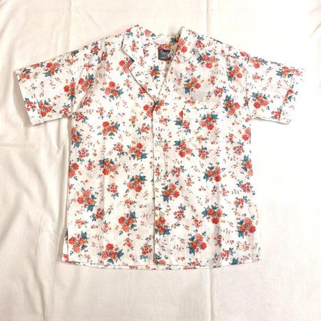 【 tocoto 】Flower shirt