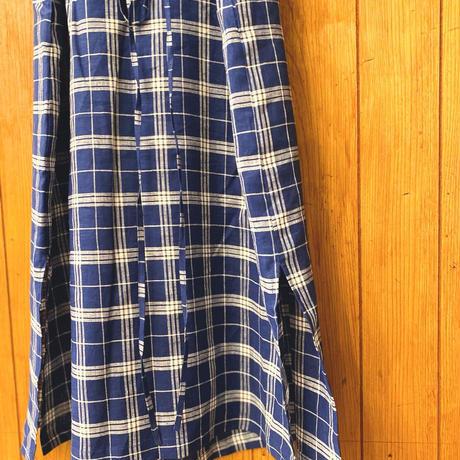 【 AU CLAIR DE LA LUNE 】Drape dress
