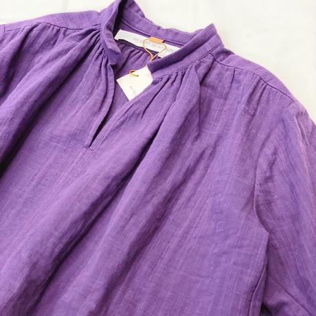 【 AU CLAIR DE LA LUNE 】smock shirt -110 size-