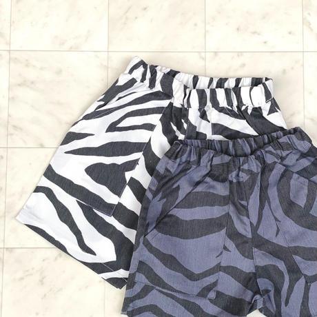 【 eLfinFolk 】zebra short