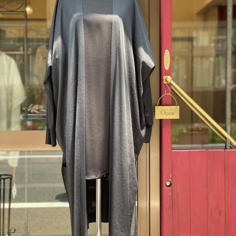 【 eLfinFolk 】tricot chiffon long gown
