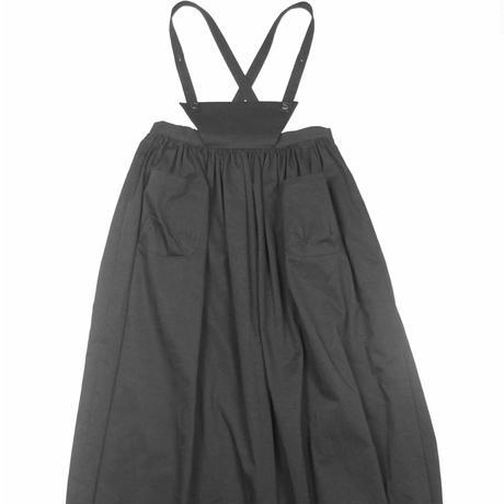 【 UNIONINI 】apron long dress