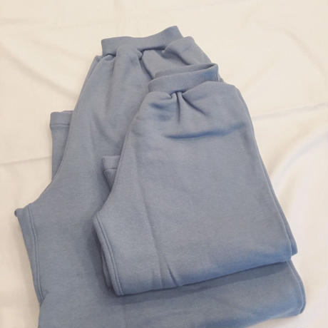 【 UNIONINI 】sweat long pant