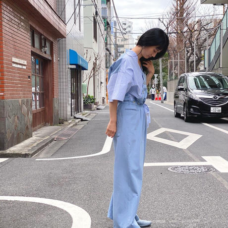【 MARU TO 】Satin All-in-one