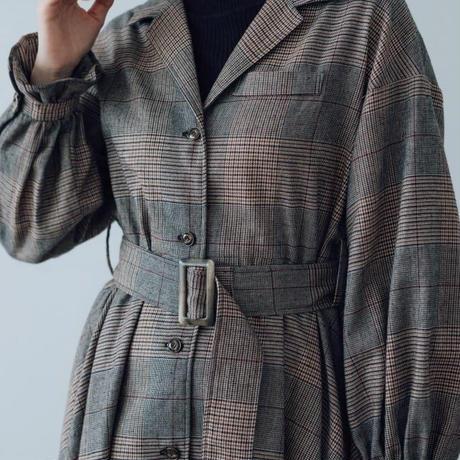 【 Ruimeme 】〈Renee〉cotton flannel fish tail dress