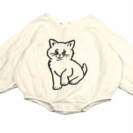 【 UNIONINI 】cat rompers