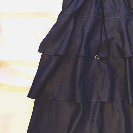 【 Create Clair 】Raffle jumper skirt