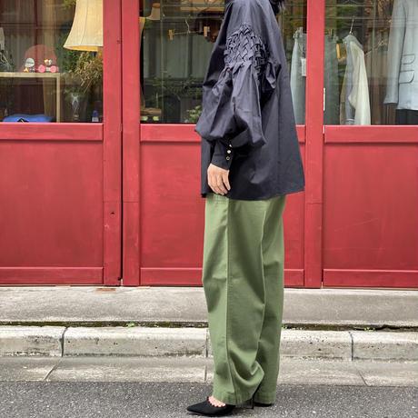 【 OMNIGOD 】Wide Baker Pants
