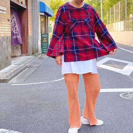 【 Yuumi ARIA 】BACK OVER T-SHRITS (シャツ)