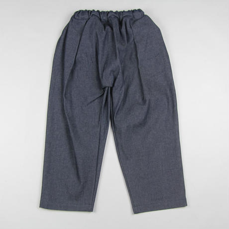 【 UNIONINI 】denim long pants