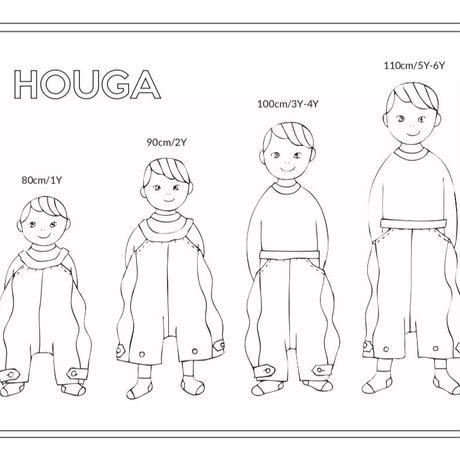 【 HOUGA 】salopepants -vol.4-