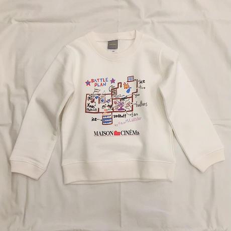 【MAISON CINEMA】HOME ALONE KIDS Trainer