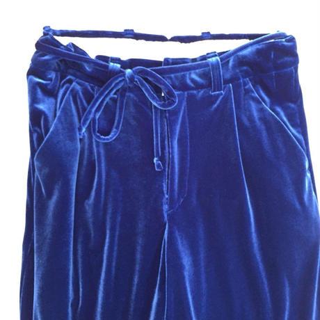 【 medetasy 】velveteen pants
