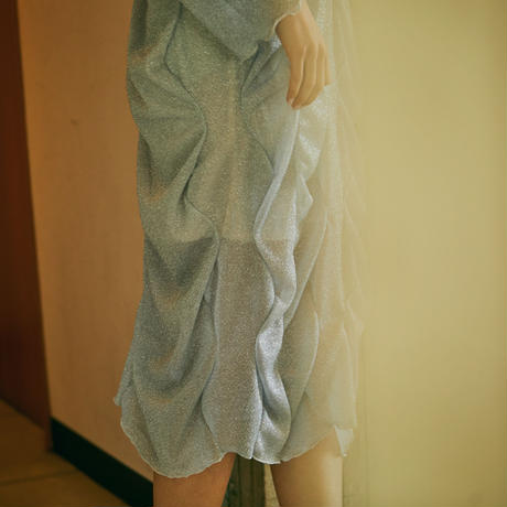 【 HOUGA 】orchid dress