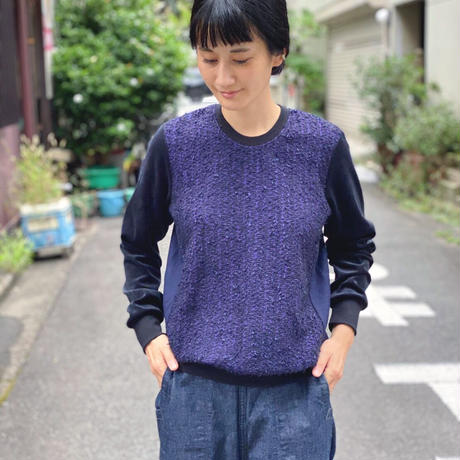 【 POTTENBURN TOHKI I 】MESH SKY FRONT TOP