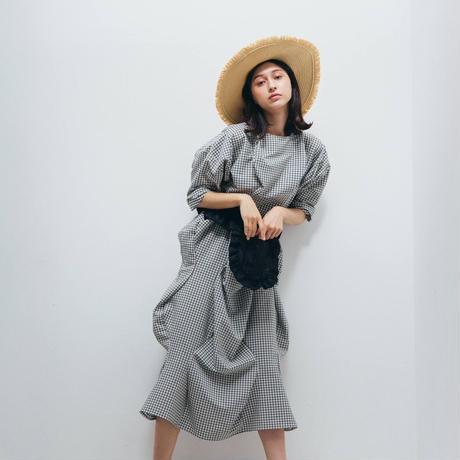 【 HOUGA 】mary twisted dress