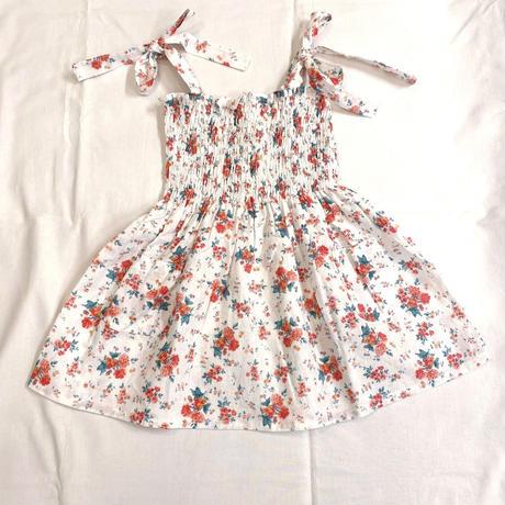 【 tocoto 】Flower dress