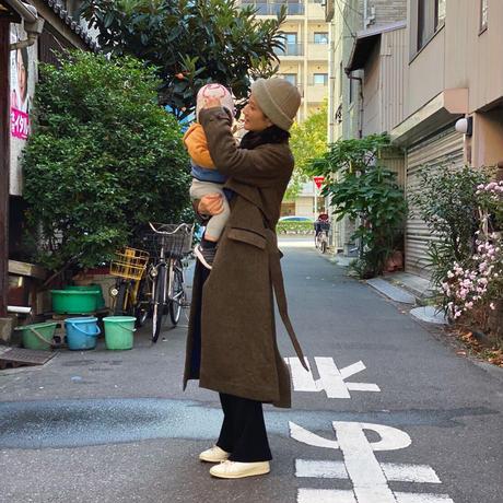 【 daichïogata 】moon coat