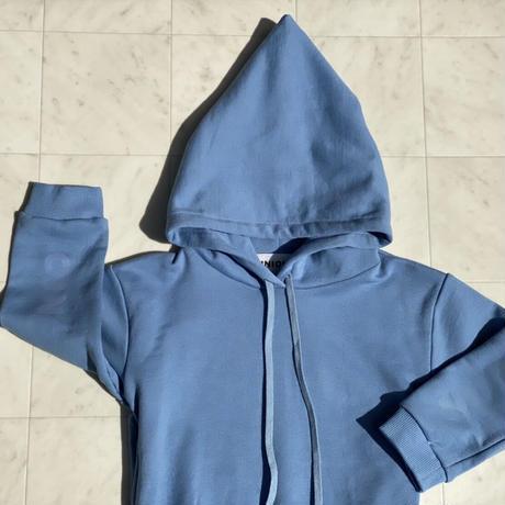 【 UNIONINI 】reflect logo hoodie