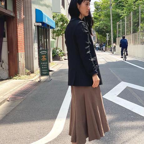 【 daichïogata 】Wモッズジャケット (ブラック)