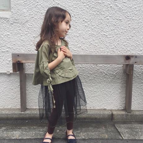 【 UNIONINI 】organic cotton blouse