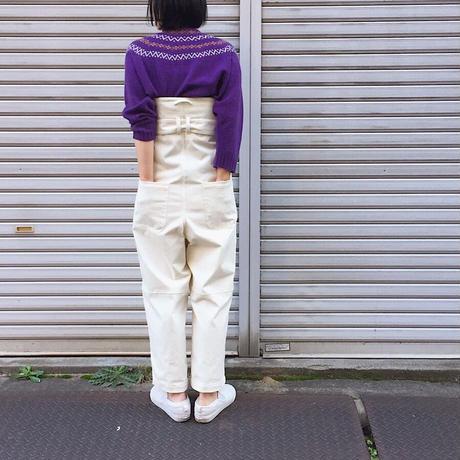 【 MARU TO 】Tunagi -white-