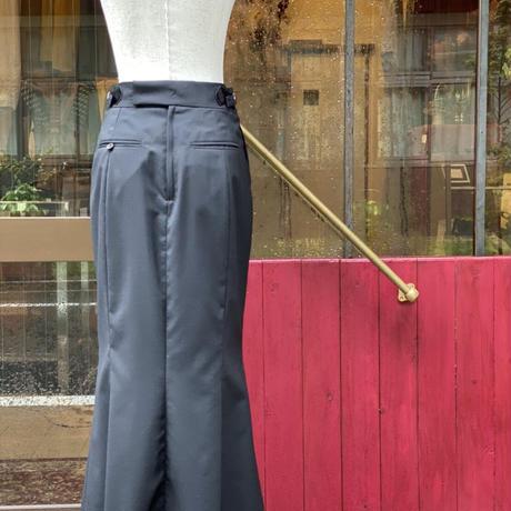 【 daichïogata 】5Pマーメイドスカート(ブラック)