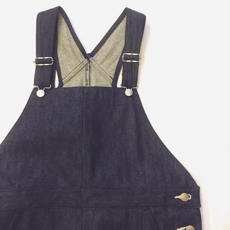 【 MARU TO 】Vest DENIM