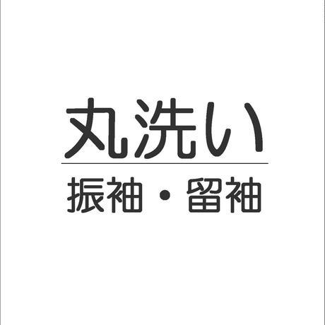 丸洗い(振袖・留袖)