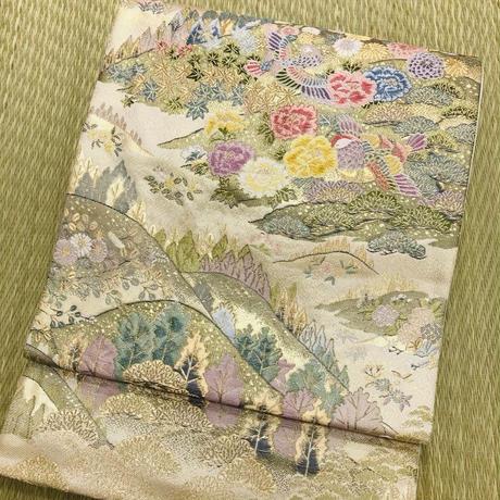 袋帯 No.20021
