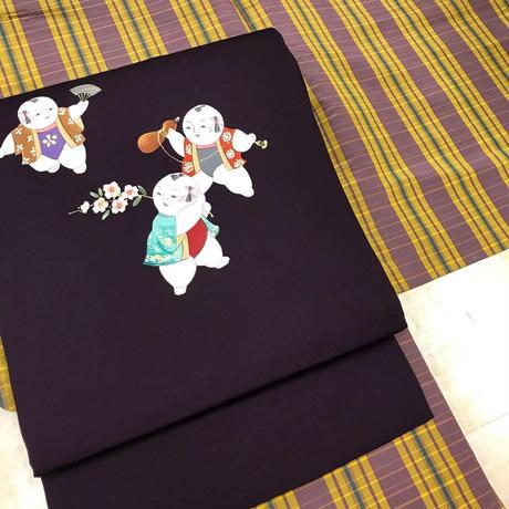 紬の着物 No.10010